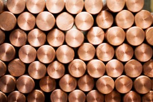 Precision Machined Copper