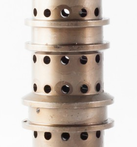 Precision Machined Parts - Hydraulic Cage Image - Close Up