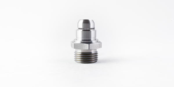 precision swiss machined component