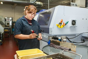 swiss machining technology courses