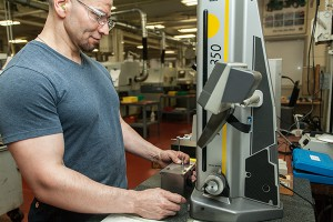 iatf certified swiss machining