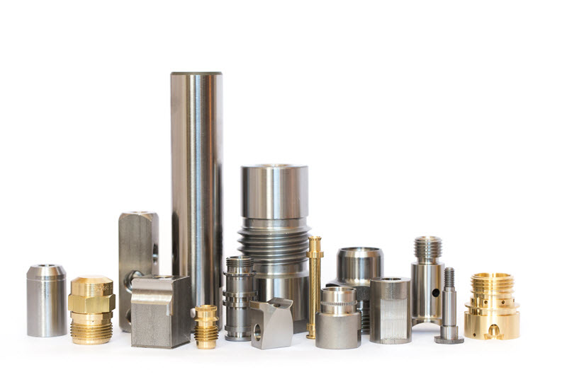 Eurotech Machined Parts